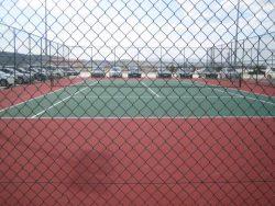 N.G AfyonTermal Otel tenis kortu uygulaması
