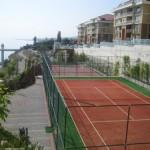 Gül yapı Rose Marine Tenis kortu