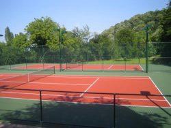 N.G.Sapanca Termal Otel Tenis Kortları