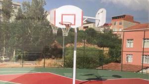 Maltepe Belediyesi Dairesel basketbol sahası