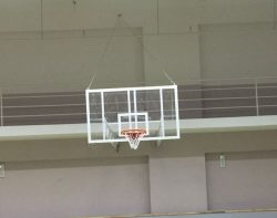 Duvara monteli Basketbol potası cam panyalı