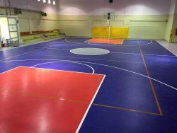 Bilge Soyak İlköğretim Okulu Spor salonu