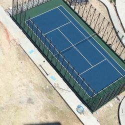 Blu Lake Tenis kortu