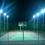 çok amaçlı spor saha aydınlatması