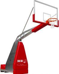basketbol potası seyyar koruyuculu