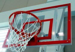 duvara monteli cam basketbol potası