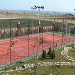 EPDM kaplamalı çok amaçlı spor saha uygulaması