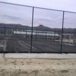 spor saha çit uygulaması