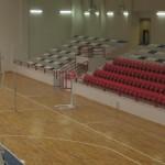 kapalı spor salonu PVC kaplamalı