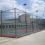 Güral Afyon Termal Otel Tenis Kortu aydınlatması