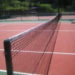 tenis direği ve filesi