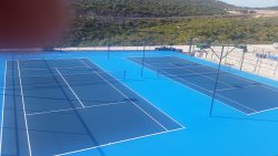 tenis kortu bodrum